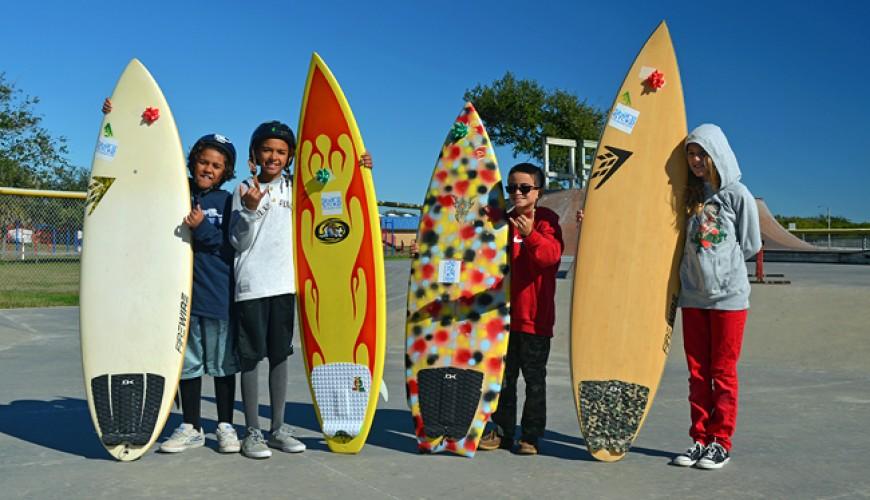 Recycled Board Program